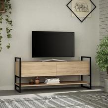 Decortie TV-Schrank Metola, Eiche