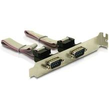 DeLock 1x Parallel & 2x Seriell - PCI Karte