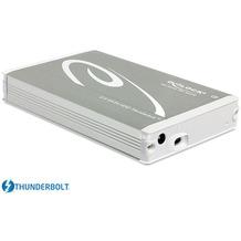 DeLock 2.5 Zoll Externes Gehäuse SATA HDD > Thunderbolt™