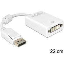 DeLock Adapter Displayport 1.1 Stecker > DVI Buchse Passiv