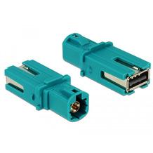 DeLock Adapter HSD Z Stecker > USB 2.0 Typ-A Buchse