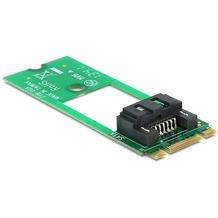 DeLock Adapter M.2 NGFF > SATA 7 pin horizontal