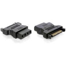 DeLock Adapter Power SATA 15Pin St-> IDE-Laufwerk