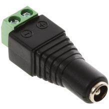 DeLock Adapter Terminalblock > DC 2,5 x 5,5 mm Buchse
