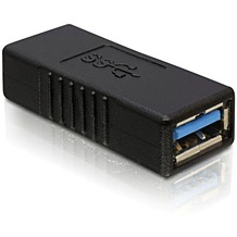 DeLock Adapter USB 3.0-A Buchse / Buchse