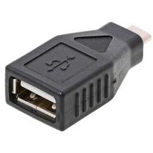 DeLock Adapter USB micro-B Stecker > USB 2.0 A Buchse