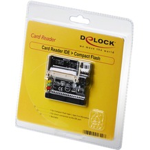 DeLock Card Reader IDE zu Compact Flash