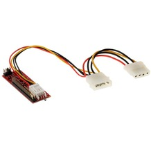 DeLock Converter SATA 22pin bu >IDE 40 Pin Stecker
