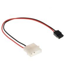 DeLock Kabel Power IDE Molex Stecker > Power SATA 6 Pin