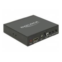 DeLock Konverter SCART / HDMI > HDMI mit Scaler