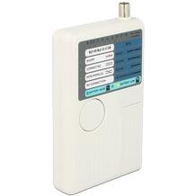 DeLock Netzwerk Tester RJ45 / BNC / USB
