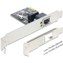 DeLock PCI Express Karte > 1 x Gigabit LAN