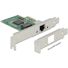 DeLock PCI Express Karte > 1 x Gigabit LAN kurz
