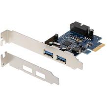 DeLock PCI Express Karte > 2x extern USB3.0+2x intern USB3.0