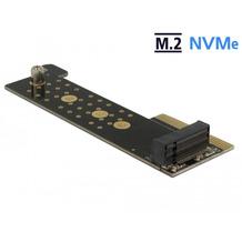DeLock PCI Express x4 Karte zu 1 x NVMe M.2 Key M für Server Delock