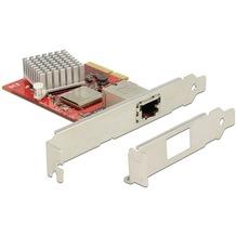 DeLock PCIe x4 10 Gigabit LAN RJ45 NBase-T