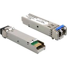 DeLock SFP-Modul 1000Base-LX SM 1310 nm Single/Mono Mode