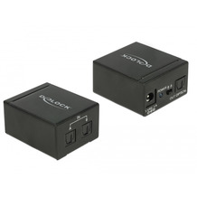 DeLock Switch TOSLINK 2 in > 1 out HD
