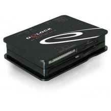 DeLock USB 2.0 CardReader All in 1 für 39 Kartenarten