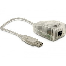 DeLock USB 2.0 Ethernet Adapter 10/100Mbit