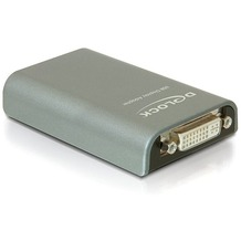 DeLock USB 2.0 zu DVI - VGA - HDMI Adapter