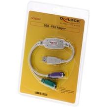 DeLock USB zu PS/2 Adapter