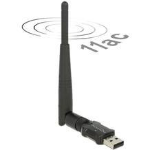 DeLock WLAN USB 2.0 Stick Dualband 2.4/5 GHz WLAN_AC 433