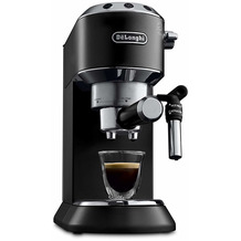 Delonghi Dedica EC 685.BK Espresso Siebträgermaschine, schwarz
