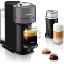 Delonghi Nespresso Vertuo Next ENV 120.GYAE, grau inkl. Aeroccino Milchaufschäumer
