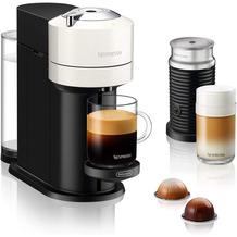 Delonghi Nespresso Vertuo Next ENV 120.WAE, weiß inkl. Aeroccino Milchaufschäumer