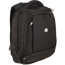 Delsey Montmartre Pro Rucksack mit Laptopfach 13,3 Zoll 00 schwarz