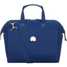 Delsey Montrouge Aktentasche 46 cm Laptopfach blau