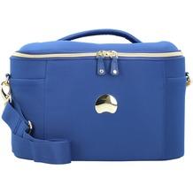 Delsey Montrouge Beautycase 32 cm blau