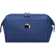 Delsey Montrouge Kulturbeutel 35 cm blau