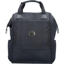 Delsey Montrouge M Rucksack 39 cm Laptopfach schwarz