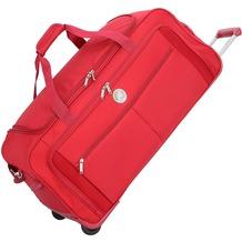 Delsey Pin up XXL 92 Liter 2-Rollenreisetasche 74 cm rot