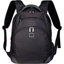 Delsey Quarterback+ Rucksack 45 cm Laptopfach schwarz