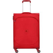 Delsey U-Lite Classic 3 4-Rollen Trolley 68 cm rot