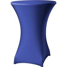 Dena Stehtischhusse Festival D3 Ø 80-85 cm, blau dunkel
