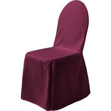Dena Stuhlüberzug Excellent ohne Schleife, rot