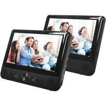 "Denver 9"" LCD-Bildschirm mit DVD-Player MTW-984TWIN"