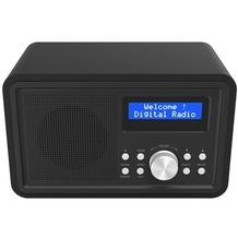 Denver DAB-35 Radio, schwarz