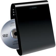 Denver DWM-100USB schwarz  Vertikal DVD
