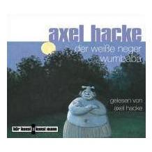 Der weiße Neger Wumbaba. CD Lesung Hörbuch
