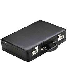 Dermata Aktenkoffer 45 cm schwarz
