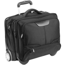 Dermata Business-Trolley 43 cm Laptopfach schwarz