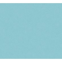 Designdschungel Unitapete blau 346063 10,05 m x 0,53 m