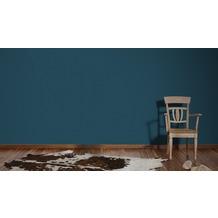 Designdschungel Unitapete blau 10,05 m x 0,53 m