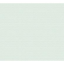Designdschungel Vliestapete Tapete im skandinavischen Design grün 10,05 m x 0,53 m