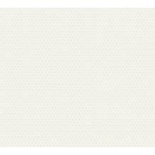 Designdschungel Vliestapete Tapete im skandinavischen Design weiß 10,05 m x 0,53 m